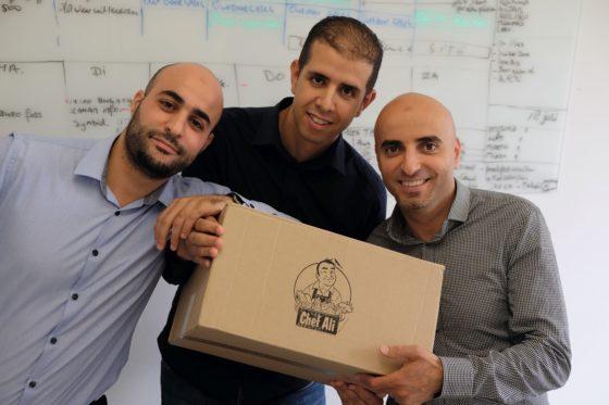 Chef Ali mikt op 70.000 goed opgeleide moslims