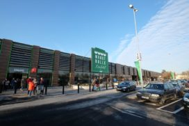 Markthalle Krefeld: imposante mix van vers en gastronomie