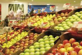 Fruit en groenten drie dagen langer vers in golfkarton