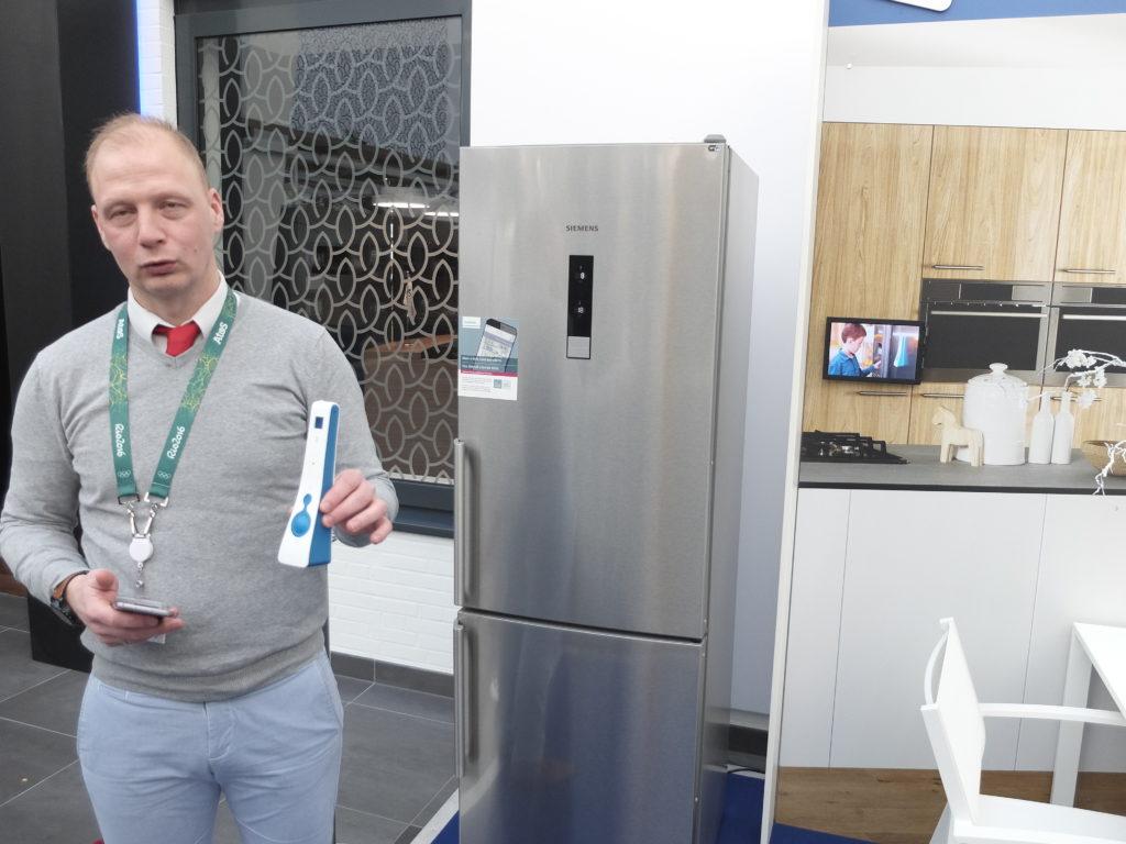 Atos koelkast