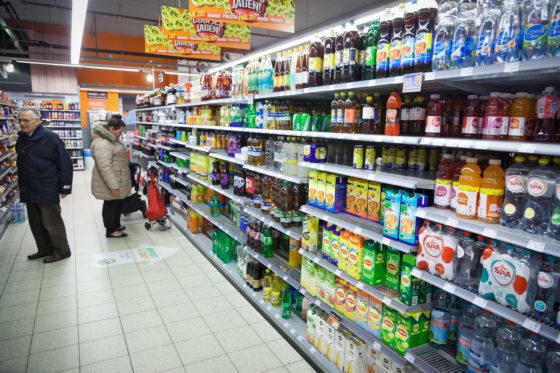 Frisdranken  Massale verschuiving naar caloriearmer