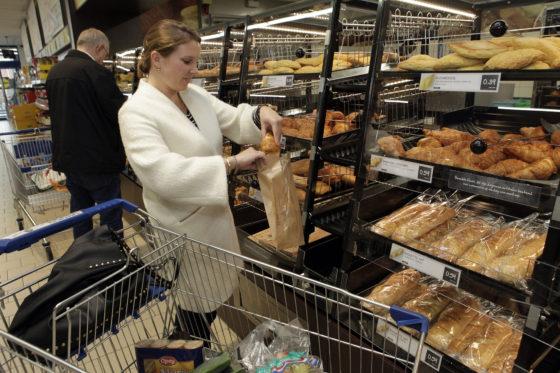 Data voorspellen vraag naar brood