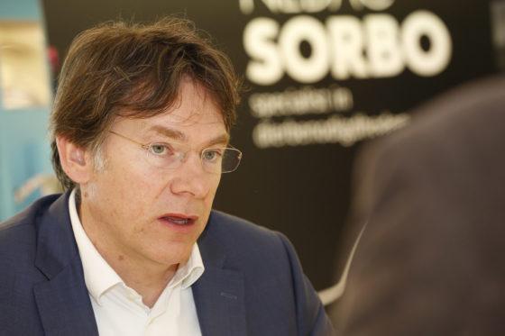 Sorbo groot in service merchandising