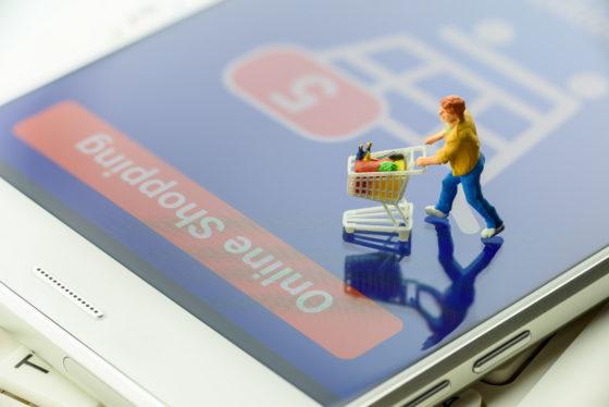 Online: supers winnen, dankzij  Picnic, maar online stokt