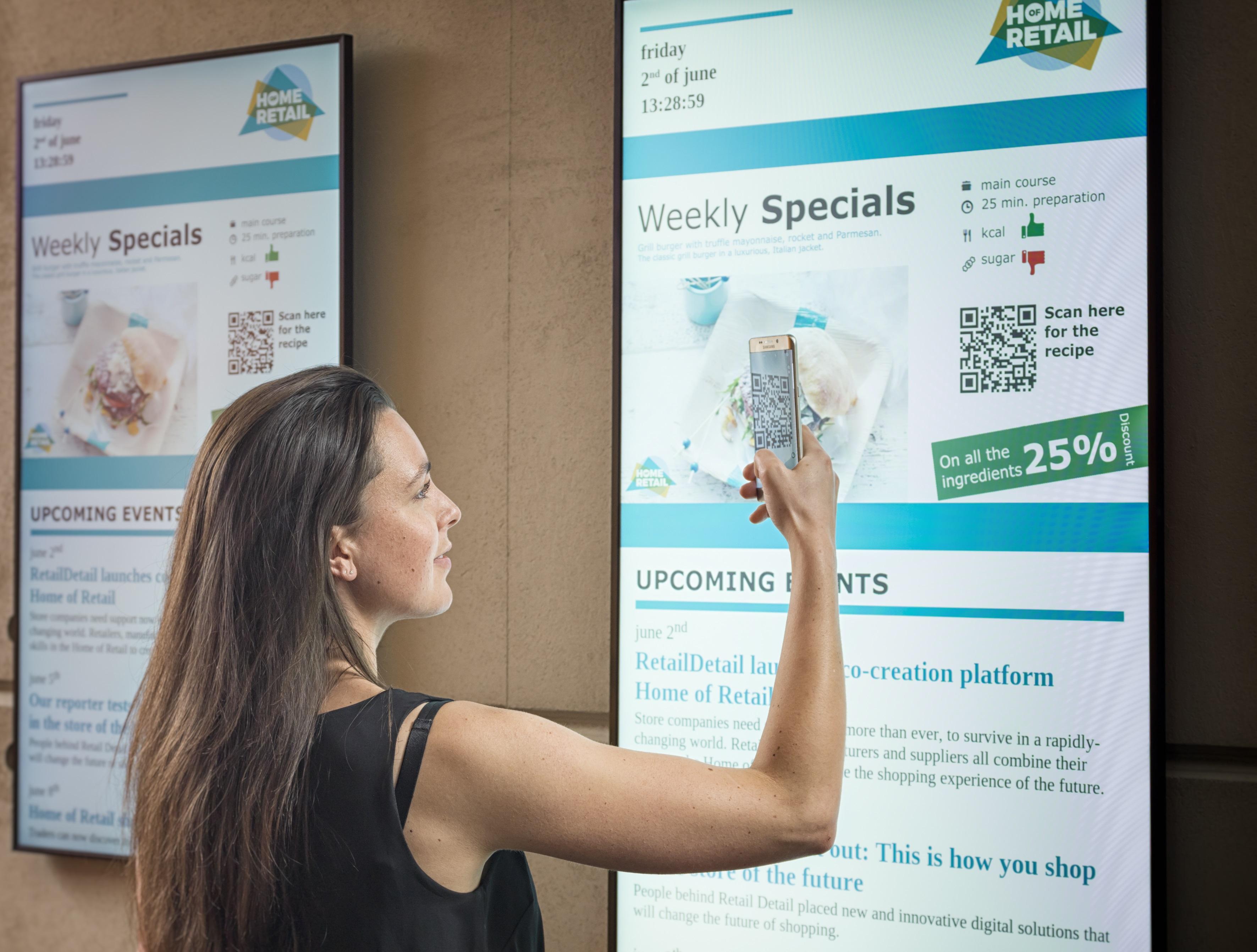 Technologische Ontwikkelingen Koelkasten : Grote achterstand supermarkten in technologische snufjes