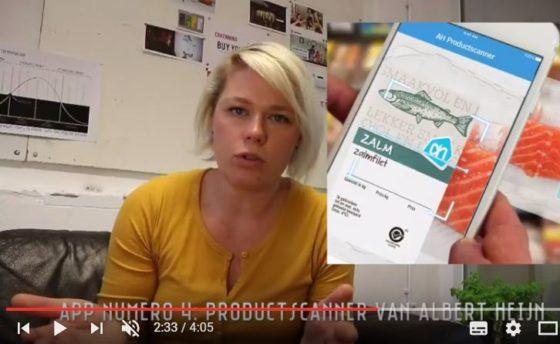 Kijken met Kim: Smartphone foodies