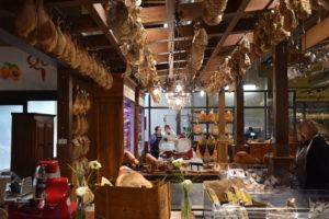 Fico Eataly:  showcase van Italiaanse keuken