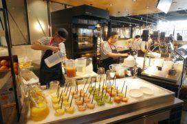 Trends in koelverse vruchtensappen en zuiveldranken