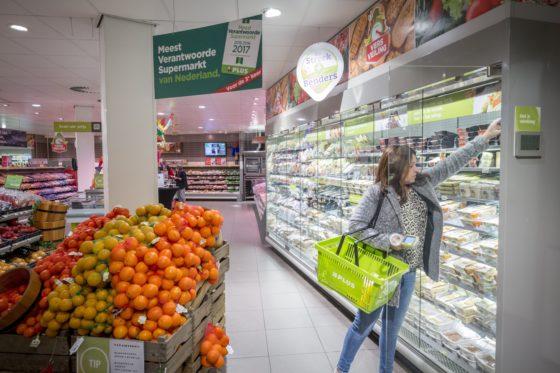 MVO: Supermarkten doen stapje terug in duurzaamheid