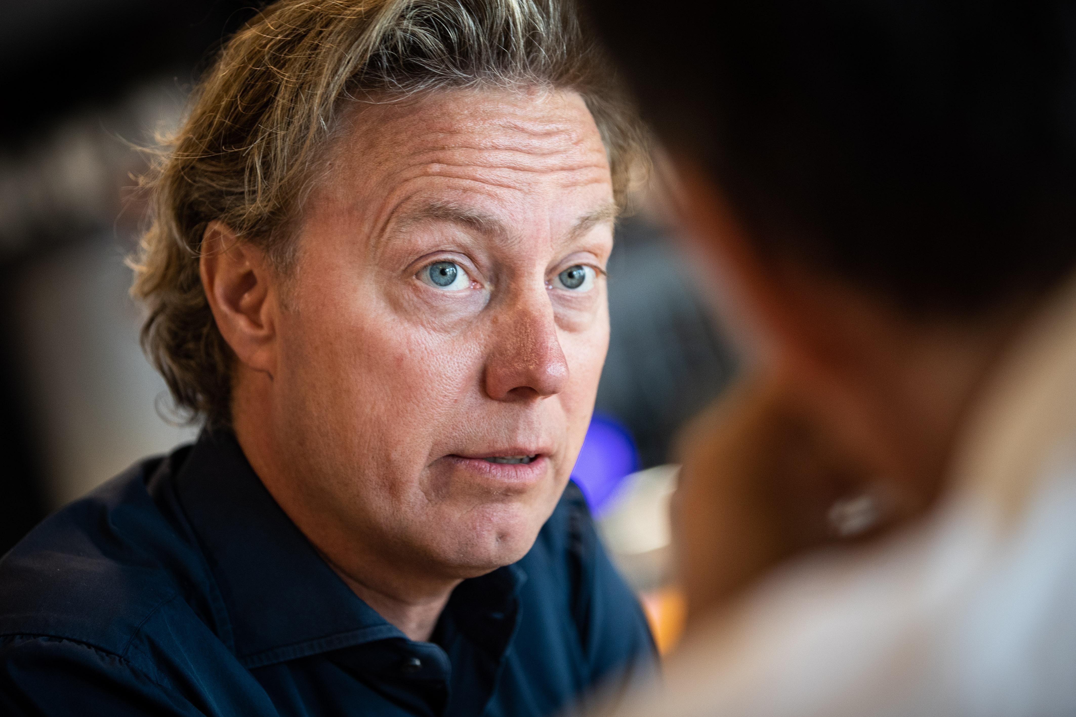 In het nieuws: Wouter Kolk (CEO Albert Heijn)