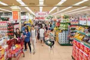 Politieke sabotage nekt Lotte in China