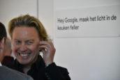Ondertussen in 020: Google Home levert rauwe groenten, geen bitterbal