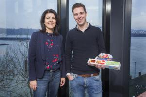 Cérélia genomineerd voor Rising Stars in industributie-onderzoek