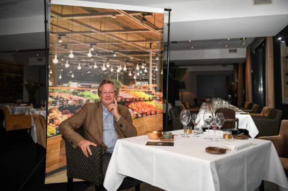 Food en Wetenschap: Peter Klosse over de 'laffe' supermarkt