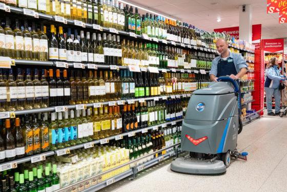 'Hoogvliet kiest voor datagestuurd schoonmaken'
