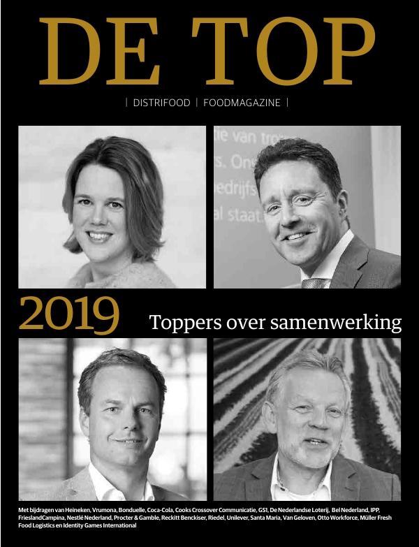 Distrifood / Foodmagazine – De Top 2019
