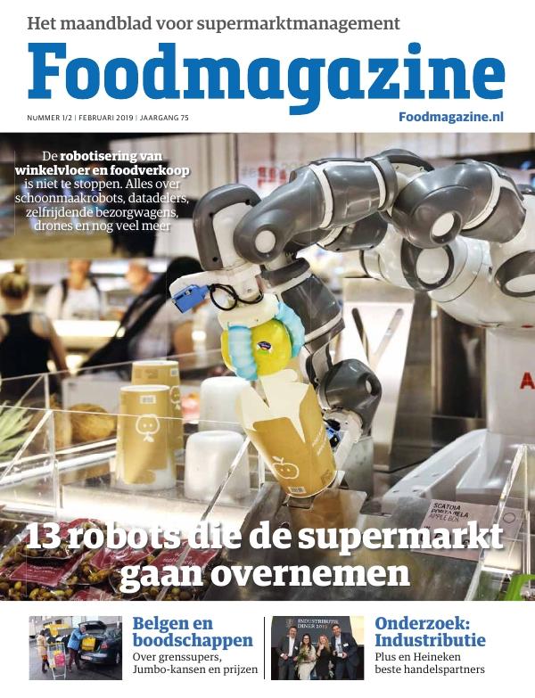 Foodmagazine nummer 1/2 2019