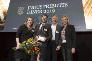 Industributie: Heineken, winnaar Dranken en overallwinnaar