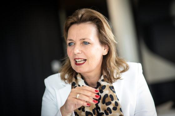 Mireille Kaptein, van Melkmeisje naar Kaaskoningin