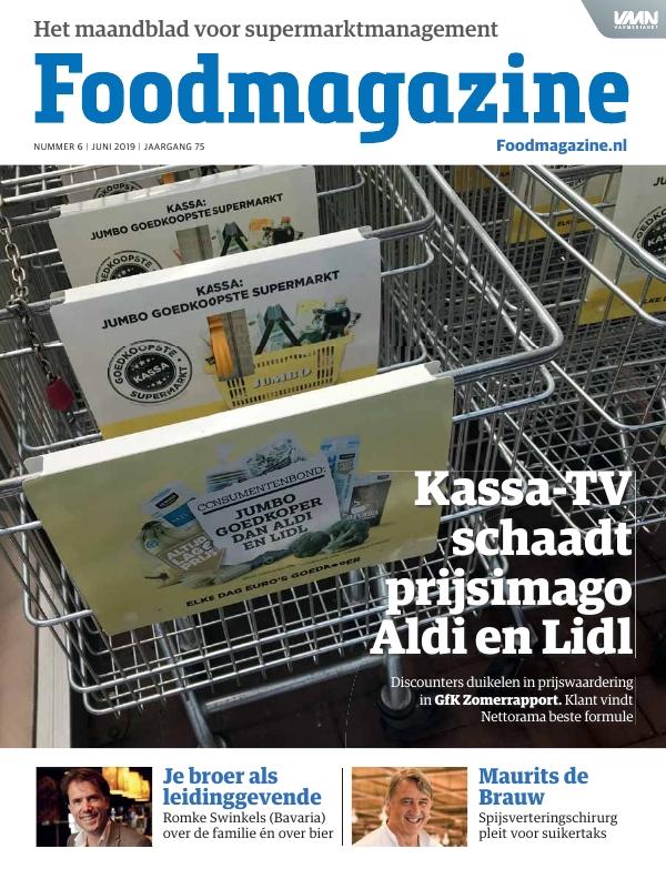 Foodmagazine nummer 6 2019